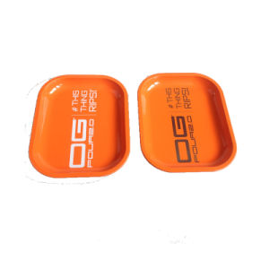 Tabacco Promotional Hot Sale Tin Trays Metal Trays pictures & photos