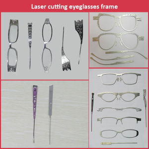 Cheap Price Patented Small Fiber Laser Cutting Machine for High Precision Eyewear Frame pictures & photos