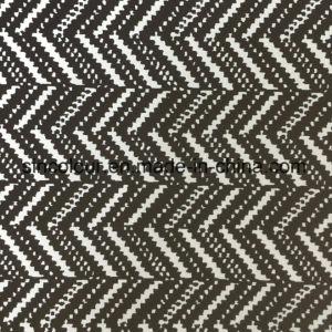 80%Nylon 20%Spanex Balck&White Aop Fabric for Swimwear pictures & photos