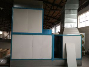 Paint Spray Booth with Nozzle for Water Paint pictures & photos