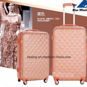 Hot Selling Lugagge Cover Trolley Luggage with Retractable Wheels pictures & photos