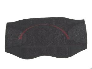 Far-Infrared Waist Trimmer Heating Neoprene Belt (NS0018) pictures & photos