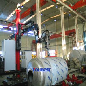 Plasma TIG Tank Longitudinal and Circular Seam Welding Equipment pictures & photos