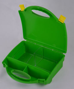 Useful Outdoor Empty  Top Sale Plastic First Aid Kit Waterproof First Aid Case Made in China pictures & photos