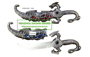 Decoration Dragon Knife 26cm 95n9021 pictures & photos
