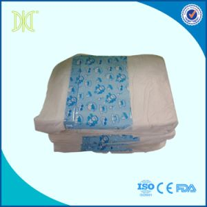 Wholesale Disposable Absorbent Hospital Incontinent Adult Diaper in Bales pictures & photos