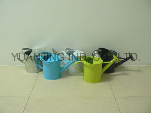 Gardening Tools Old Zinc Watering Can in Pickling pictures & photos