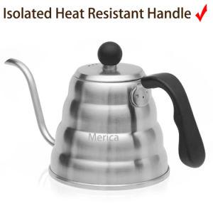 Premium Stainless Steel Gooseneck Tea Pot Coffee Pot pictures & photos