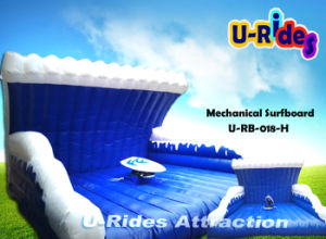 Mechanical Simulation Surfing Inflatables for sale pictures & photos