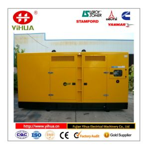 Cummins Dece New Design 200-1500kw Silent Power Generator Set pictures & photos