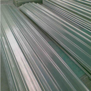 Competitive Price Transparent Corrugated FRP Roof Sheets pictures & photos