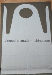 Hot Sale Disposable CPE Apron pictures & photos