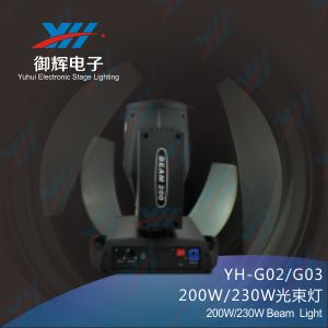 Professional 230W Sharpie Moving Head Beam Light pictures & photos