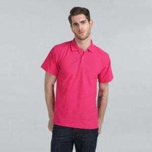 Design Color Combination 100 Cotton Polo Shirt pictures & photos