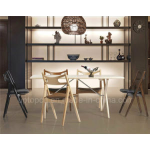 Wholesales Wooden PU Leather Restaurant Chair for Home (SP-EC818) pictures & photos