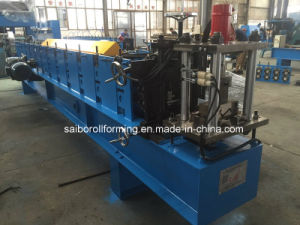 Z Purlin Roll Forming Machine with Chain Driven pictures & photos