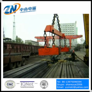 Rectangular Lifting Electromagnet for Steel Billet Lifting MW22-11065L/1 pictures & photos