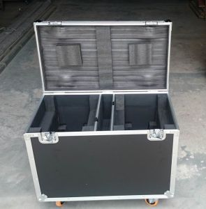Moving Head Light Flight Case 2 Lights in One Case pictures & photos
