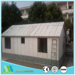100mm Moistureproof EPS Cement Sandwich Wall Panel for Interior and Exterior Wall pictures & photos