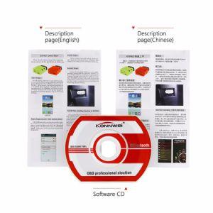 Orange Color Konnwei Kw902 OBD2 Car Auto Diagnostic Scan Tools pictures & photos