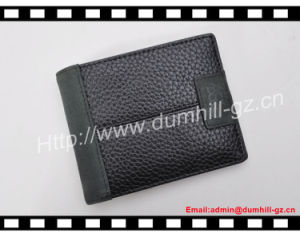 Hot Product New RFID Blocking Leather Business Man Wallet pictures & photos