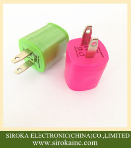 Fast Charging US Plug Mobile Phone USB Wall Charger pictures & photos