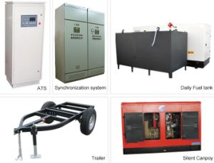 100kVA Marine Diesel Genset for Emergency pictures & photos