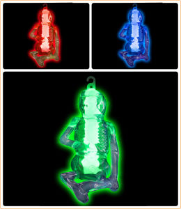 Halloween Toys Glow Ghost (M-48152) pictures & photos