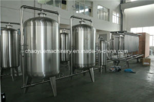 Latest Techology Mineral Pure Water Purification Treatment Plant pictures & photos