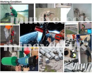 Diamond Core Drill Bit for Drilling Reinforced Concrete pictures & photos