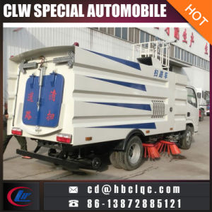 Dongfeng 6m3 7m3 Snow Removal Street Clean Sweeper Truck pictures & photos