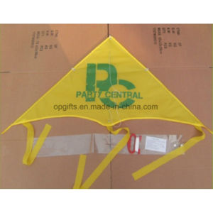 Hot Sale Fashion promotion Gifts Silkscreen Printing Logo Triangle Kite pictures & photos