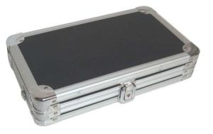 China Supplier 32 CD DVD Aluminum Storage Case pictures & photos