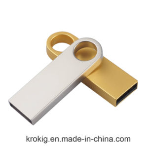 High Quality Metal USB Flash Drive Mini Pen Drive pictures & photos