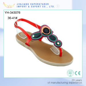 Summer Style Made in China Sexy Woman Shoe Lady Sandal pictures & photos