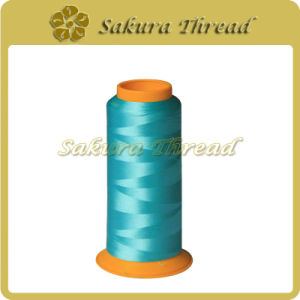 100% Polyester Spun Yarn for Cloth/Garment/Hats/Bag pictures & photos