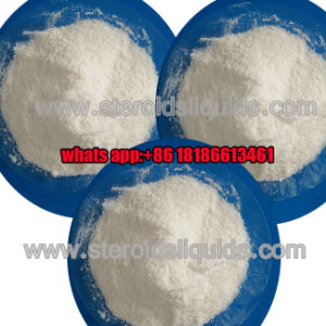 Oral Anabolic Raw Hormone Steroid Powder Methyldrostanolone Superdrol for Muscle pictures & photos