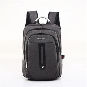 2017 New Korean Business Casual Canvas Backpack Backpack High-End Computer (GB#3601) pictures & photos