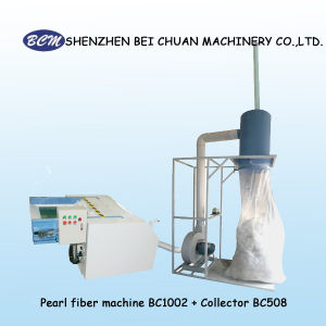 Fiber Opening Machine& Collector pictures & photos