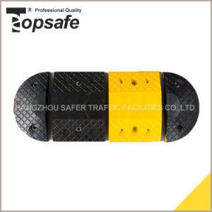 Road Rubber Speed Hump (S-1116B) pictures & photos