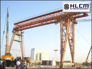 Precast Yard Gantry Crane 16 pictures & photos