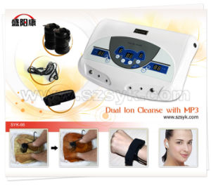 (SYK-66A) Ion Detox Bath With Music (CE, RoHS)