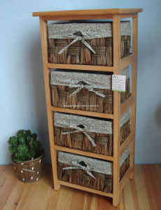 Wooden Drawer Cabinet