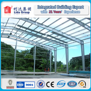Made in China Light Steel Structure Warehouse pictures & photos