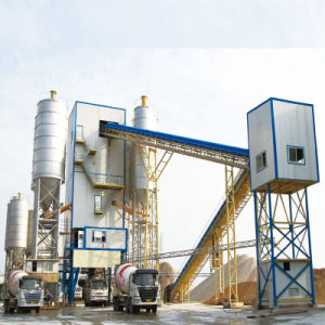 Ready Mixed Concrete Batching Plant for Producing Concrete