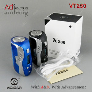 New Arrival Hcigar Vt250 DNA 250W Tc Box Mod pictures & photos