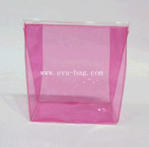 Customized Colorful Plastic PVC Weld Bag PVC Zipper Pouch Reach Standard pictures & photos