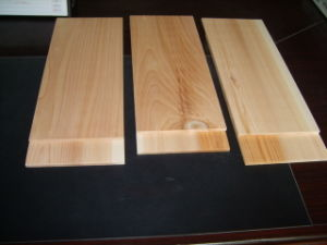 Cedar Barbecue Grill Panels pictures & photos