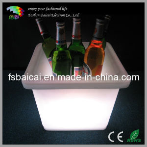 Illuminated Bar Wine Cooler Bcg-940V pictures & photos