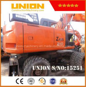 Hitachi Zaxis-210 (21 t) Wheel Excavator pictures & photos